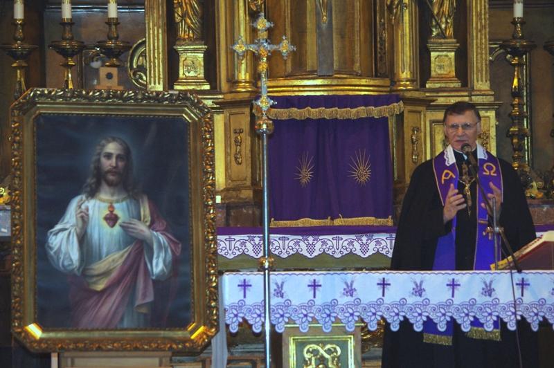 Misjonarz, o. Kazimierz Ptaszkowski, fot. Agnieszka Kępowicz