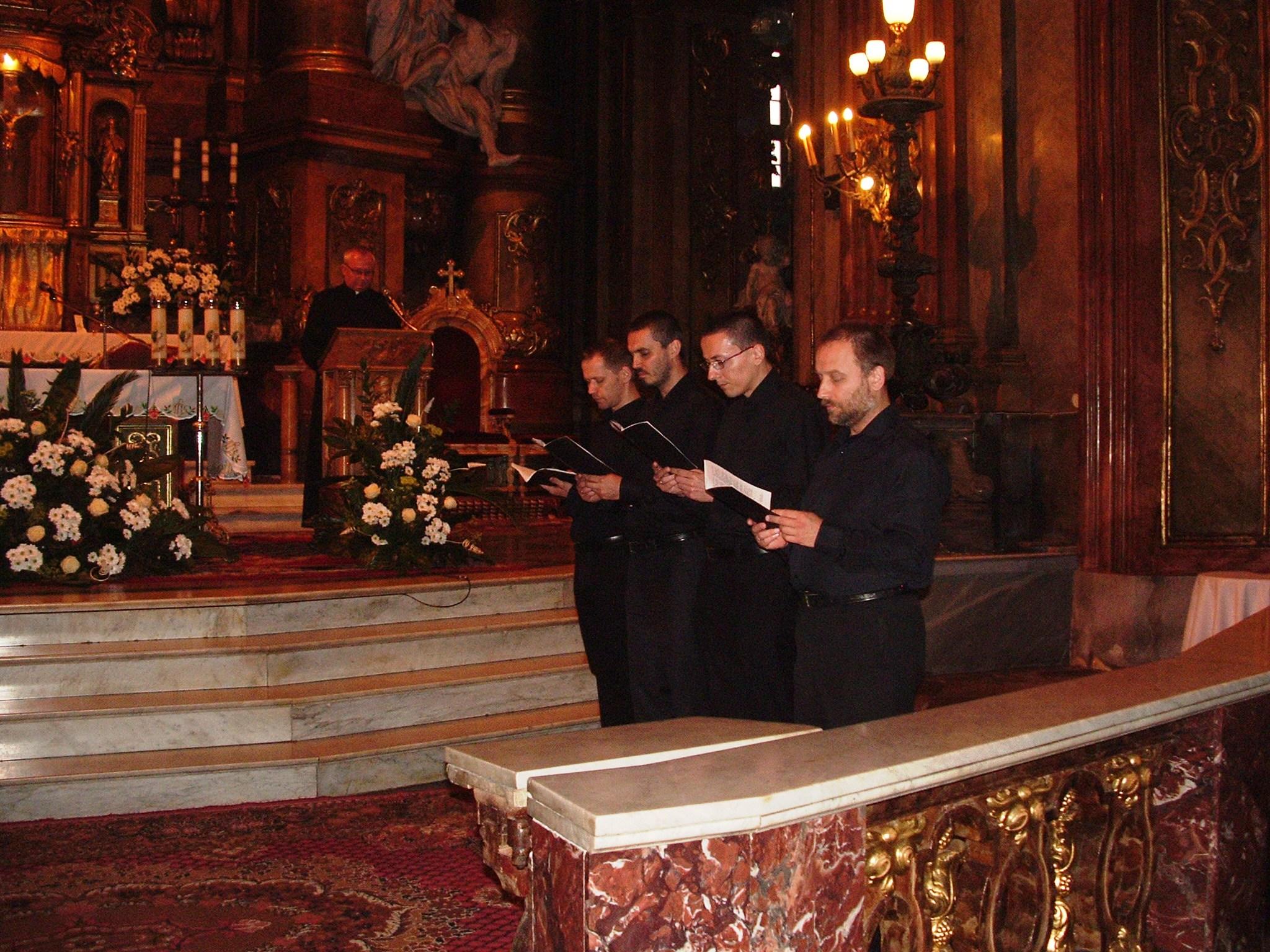 Schola Gregoriana 2