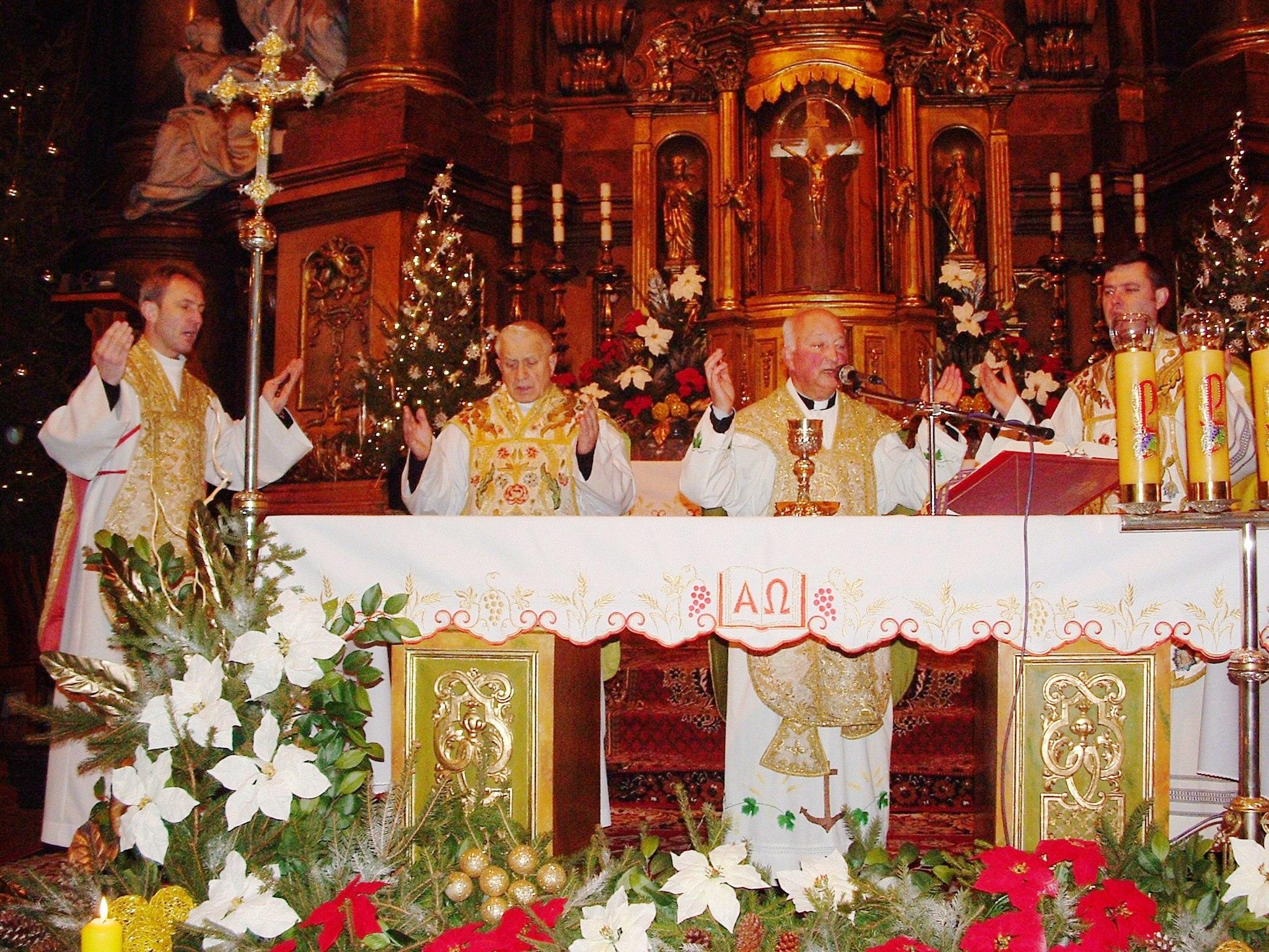 Odpust parafialny 2, fot. Bożena Rojek
