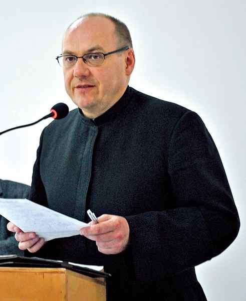 Nominat, o. prof. dr hab. Jacek Kiciński